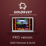 Goldsvet online casino engine - PRO version